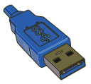 USB Type A 9 Pin.png
